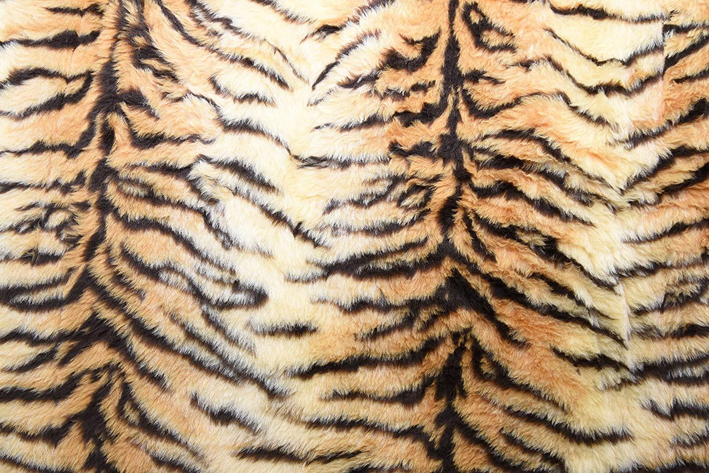 Tiger Super Soft Animal Faux Fur Fabric - Thimbles Fabrics and Crafts 6e1e176c8
