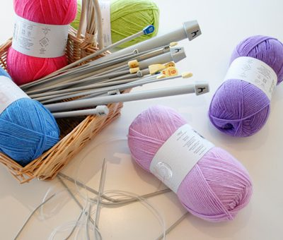 KNITTING ACCESSORIES
