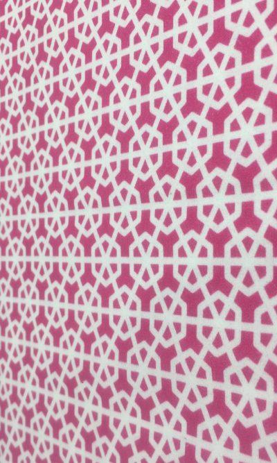 pinky pink luna digital print