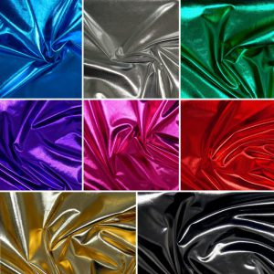 Shiny Metallic Stretch Lycra