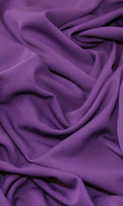 amazing purple scuba fabric