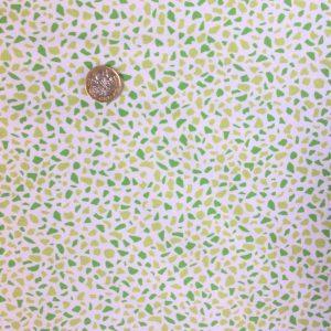 Green luna crackles digital prints