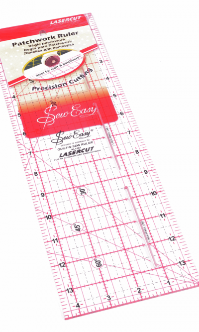 Sew Easy Multisize Diamond Template 45 Degree Quilting Patchwork Template Ruler