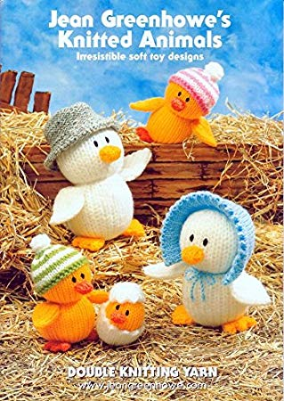 jean-greenhowe-knitting-pattern-book-knitted-animals
