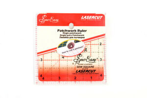 sew-easy-square-shape-ruler-nl4176-quilt-patchwork-quilting-sewing-tools