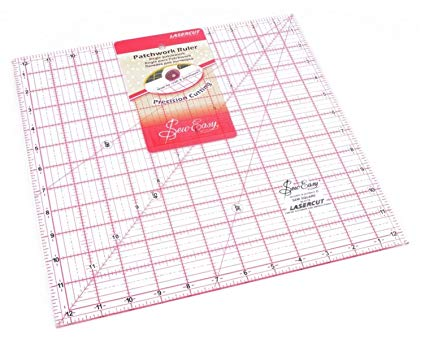 sew-easy-square-shape-ruler-nl4178-quilt-patchwork-quilting-sewing-tools
