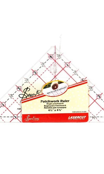 sew-easy-triangle-ruler-nl4203-quilt-patchwork-quilting-sewing-tools