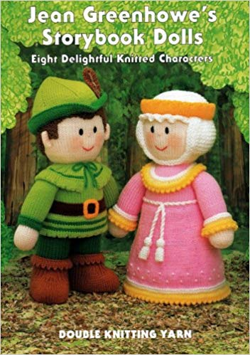 jean-greenhowe-knitting-pattern-book-storybook-dolls