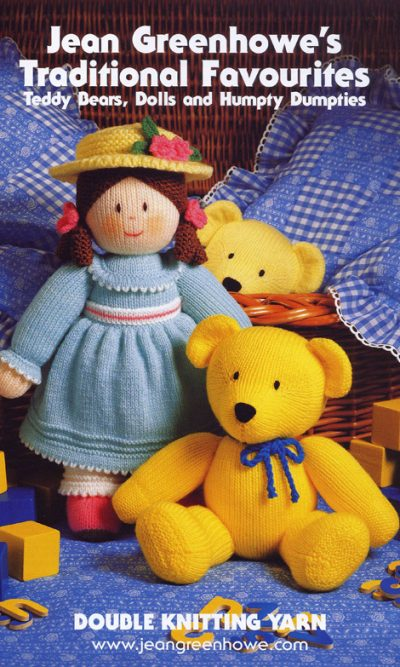 traditional-favourites-dolls-isbn-1-873193-09-2-jean-greenhowes-knitting