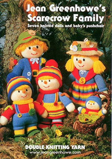 jean-greenhowe-knitting-pattern-book-scarecrow-family