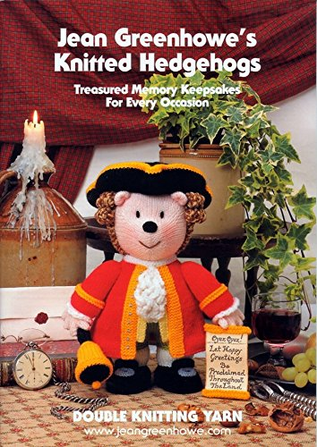 jean-greenhowe-knitting-pattern-book-knitted-hedgehogs