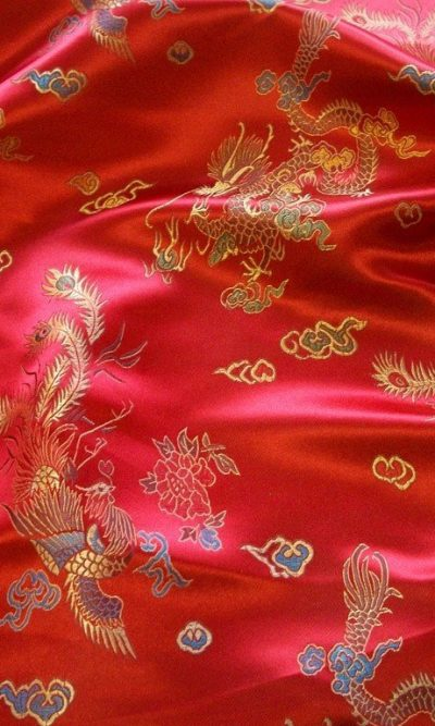 red-dragon-print-chinese-brocade-fabric
