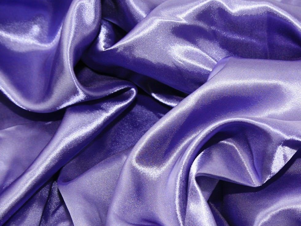 5b1f237153a13 Purple Silky Satin Fabric Dress Making Material Lining 150cm/60