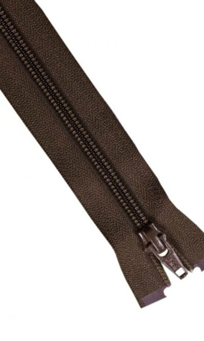 16-41cm-brown-closed-end-dress-zip