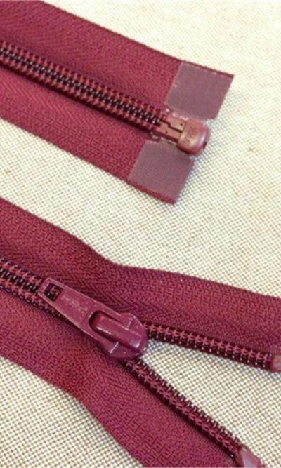 10-25cm-magenta-pink-closed-end-dress-zip