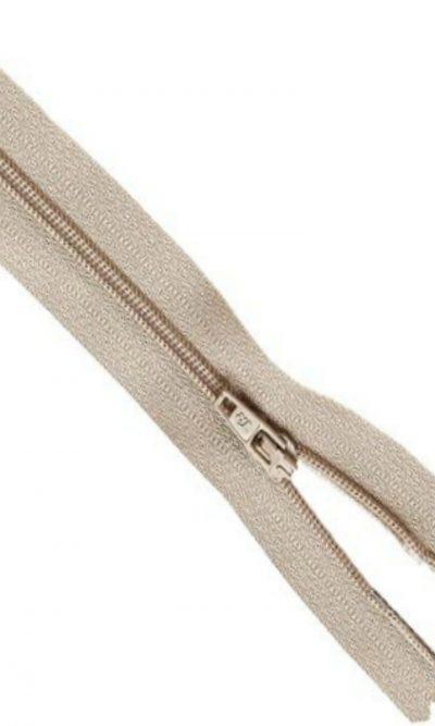 10-25cm-beige-closed-end-dress-zip