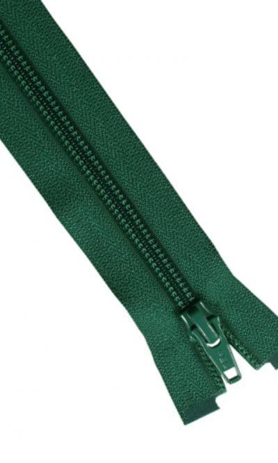 7-18cm-bottle-green-closed-end-dress-zip