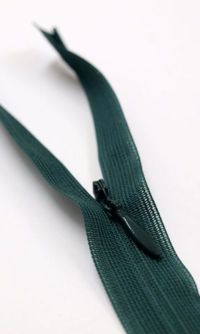 14-35cm-bottle-green-invisible-concealed-zip