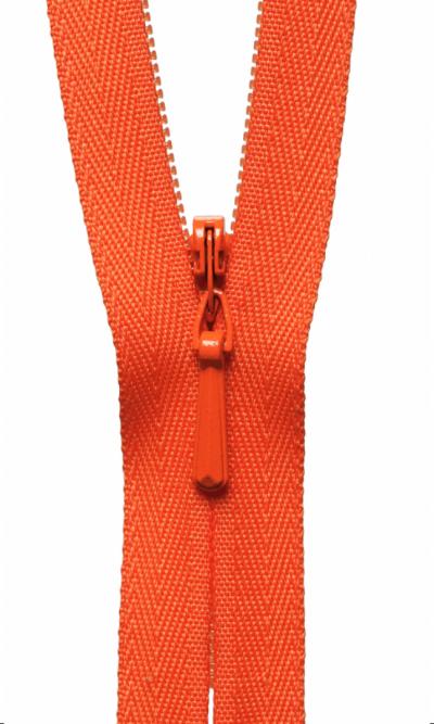 22-56cm-orange-invisible-concealed-zip