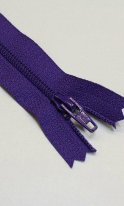 8-20cm-purple-closed-end-dress-zip