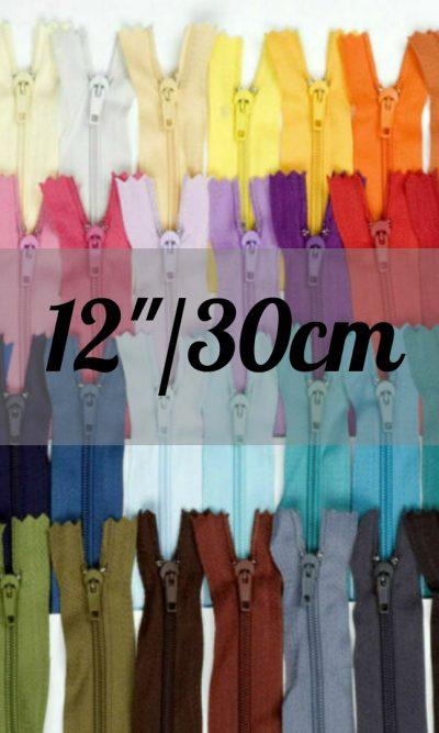 "12""/30cm"