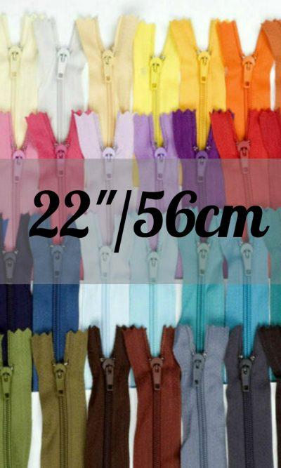 "22""/56cm"