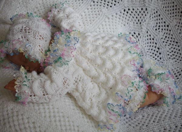 Knitting In Lace / Crochet In Lace