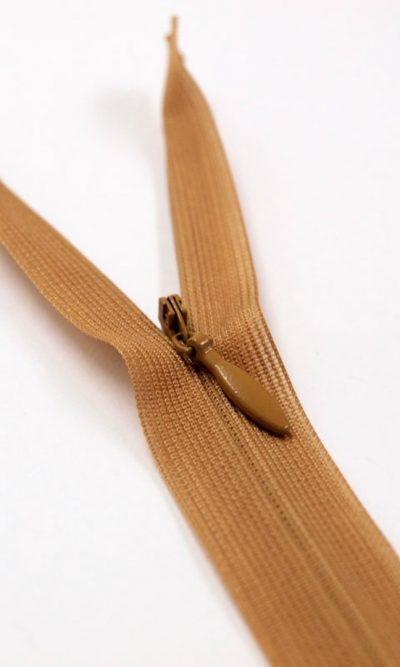9-23cm-gold-invisible-concealed-zip