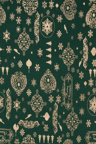 green-festive-galore-metallic-foil-christmas-cotton