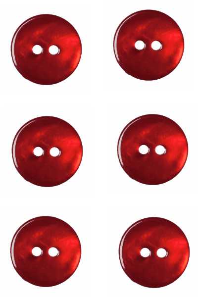 dyed-shell-button-plastic-red-colour