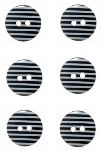 striped-button-round-black-white-colour