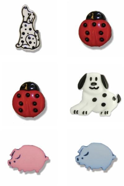 Animal Button