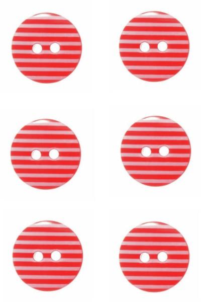 striped-button-round-red-white-colour
