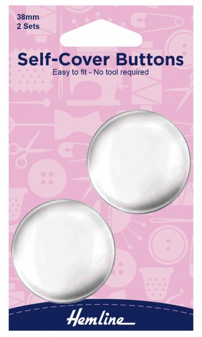 38mm/1.5in-self-cover-buttons-metal
