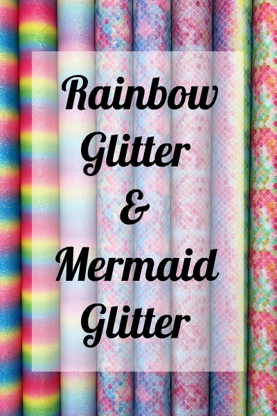 Rainbow Glitter / Mermaid Glitter