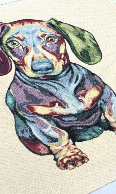 basset-hound-woven-tapestry-square-panel