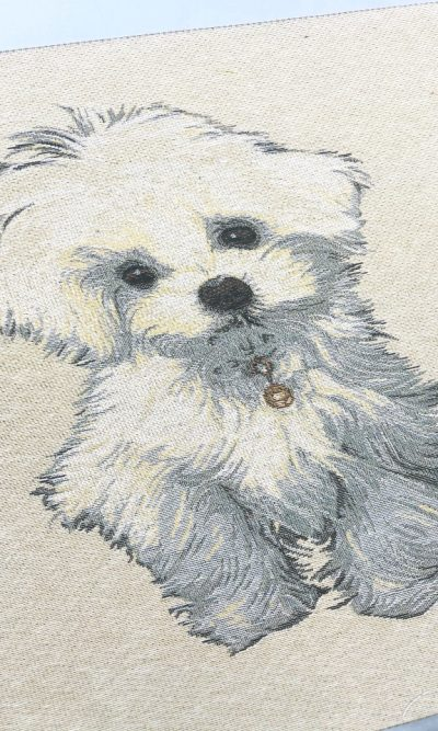 bichon-frise-woven-tapestry-square-panel
