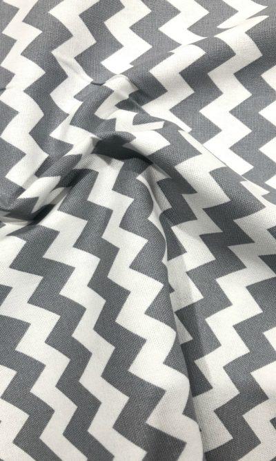 grey-chevron-print-fabric