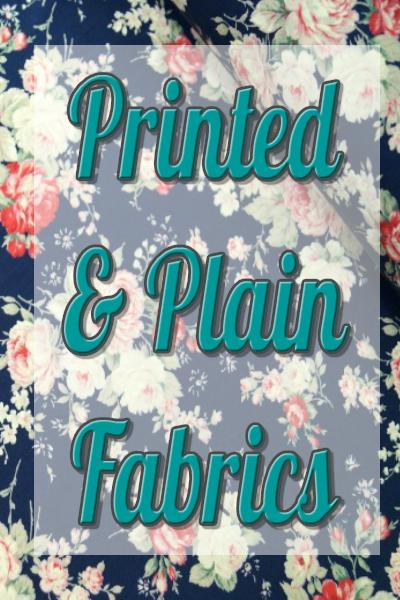 All Prints 100% Cotton Fabric